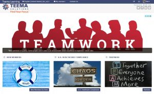 Teema Learning Site